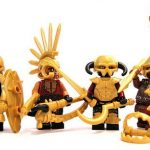 BrickWarriors Pearl Gold Range