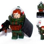 Juggernaut Soldier Type V Minifigure