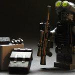 Marksman Custom Minifigure
