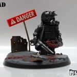 Nomad Custom Minifigure