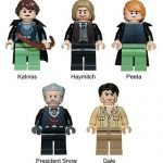 The Hunger Games Custom Minifigures