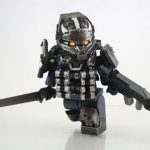 Untold Warrior of the Helghast Empire Minifigure