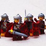 Romans Vs Caledonians