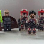 SWTOR Jedi Custom Minifigures