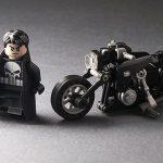 Tiler Custom LEGO Motorcycles
