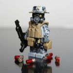 Urban Specialist Custom Minifigure