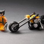 Super Heroes Custom LEGO Motorcycles