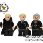 James Bond Skyfall Custom Minifigures