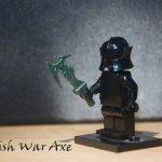 Skyrim Orcish War Axe