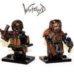 Wasteland Custom Minifigures