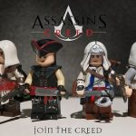 Assassins Creed Custom Minifigures