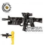 BrickArms Gunmetal Tiger Camo Weapons