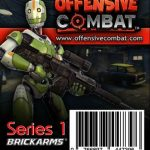 BrickArms Offensive Combat Series 1