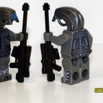 Mass Effect Legion Custom Minifigures