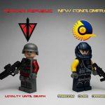 PlanetSide 2 Custom Minifigures