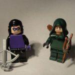 TV Arrow Custom Minifigures
