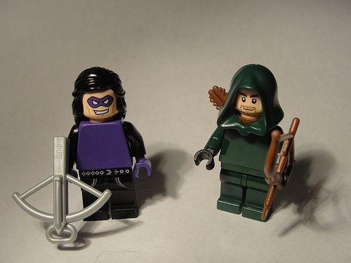 TVArrowCustomMinifigures