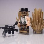 Border Patrol Custom Minifigure