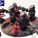 Onyx Guard Battle Scene