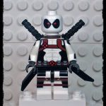 X Force Deadpool Custom Minifigure