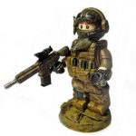 Battlefield 3 Recon Class Custom Minifigure
