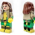 Emerald eclipseGrafx Custom Minifigure
