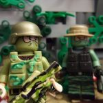 Jungle Recon Custom Minifigures