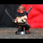 Ninja Emile Custom Minifigure