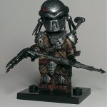 Predator Custom Minifigure By R Goff