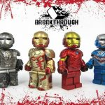 Breakthrough Army Iron Man Custom Minifigures