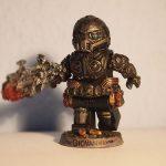 Brick Affliction Gears of War Onyx Guard