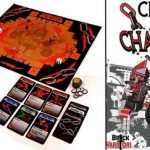 Brick Warriors Chains to Champions Board Game