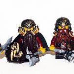Darr'n Clan Dwarves Custom Minifigures