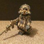 Seal Team 6 Custom Minifigure