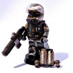 Adaptive Warrior Pilot Custom Minifigure