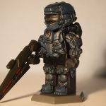Halo 4 Brick Affliction Spartan Warrior