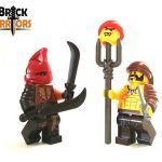 BrickWarriors Arm Guards