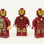 Iron Man Pad Printed Heads