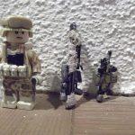 Desert Sniper Custom Minifigure