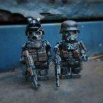 Reich Stalker Custom Minifigures