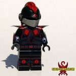 Warriors Are Built Custom Minifigure
