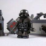 Wunderwaffe Custom Minifigure
