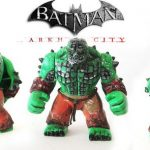 Arkham City Killer Croc Custom Minifigure