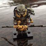 Brick Mercenaries Predator Custom Minifigure