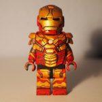 Iron Man Mark 42 Custom Minifigure