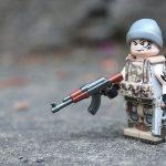 Merc Custom Minifigure