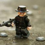 SWAT CQB Custom Minifigure