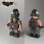DKR Bane Custom Minifigure