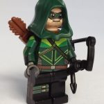 Minifigs4u Emerald Archer Custom Minifigure