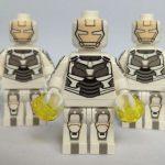 Minifigs4u Sonic Space Armor Custom Minifigure